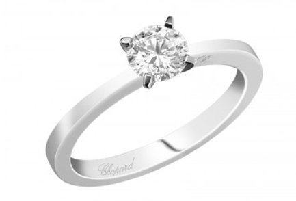 CHOPARD FOR EVER RING 0.5 ct.