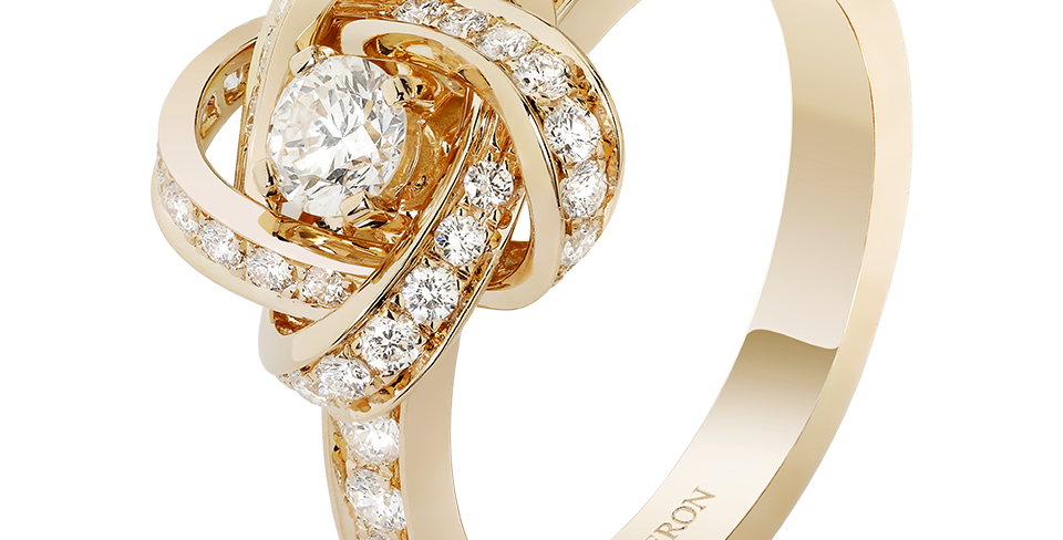 Boucheron Pivoine Ring