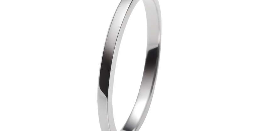 Van Cleef & Arpels Toujours wedding band 2,5 mm