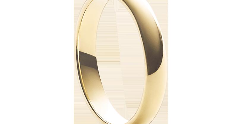 Van Cleef & Arpels Tendrement wedding band 3 mm