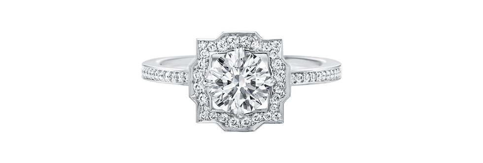 Belle by Harry Winston™, Round Brilliant Diamond
