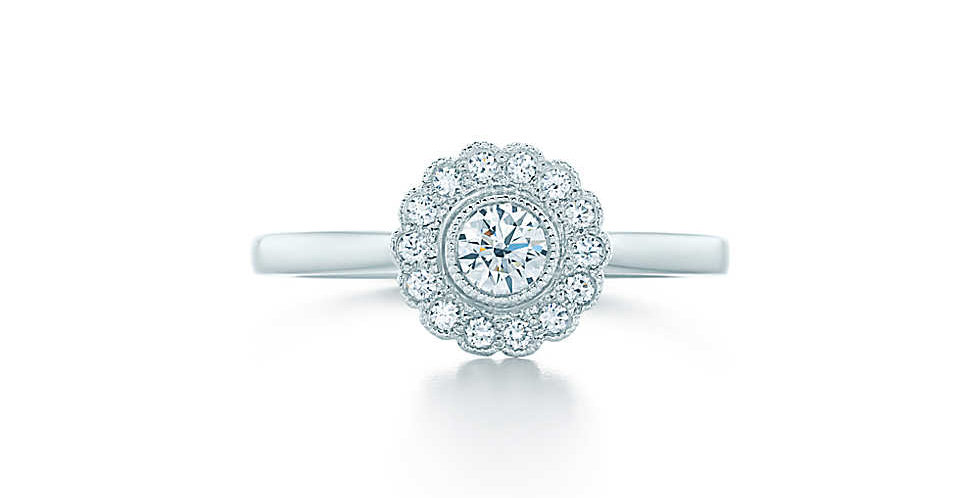 TIFFANY ENCHANT™ Flower Ring