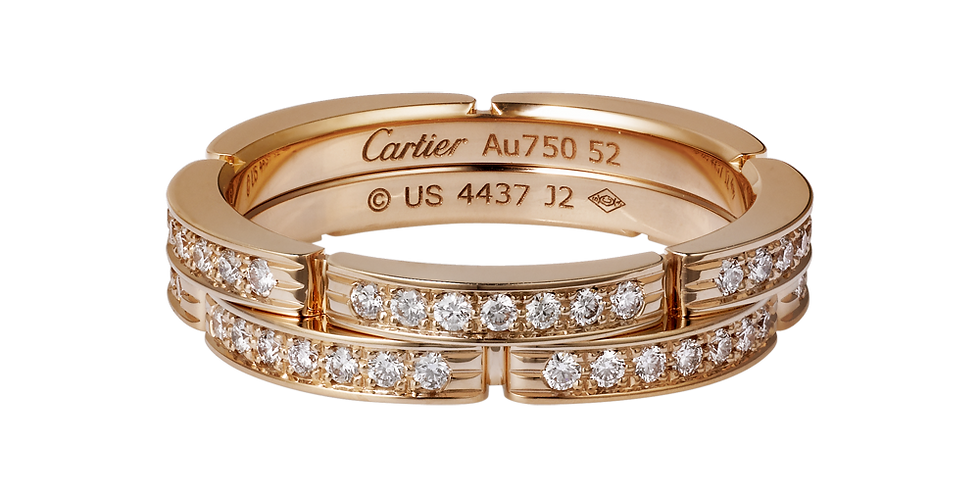Cartier Maillon Panthère Ring