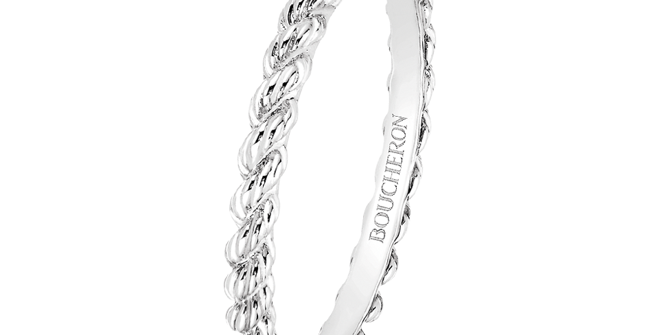Boucheron Serpent Bohème Wedding Band