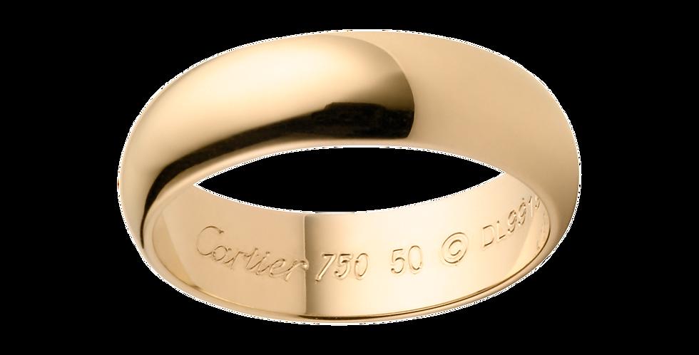 Cartier Classic Wedding band