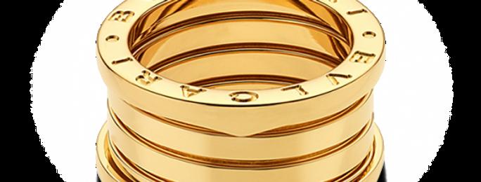 BVLGARI B.ZERO1 4-band ring