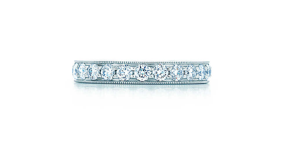 TIFFANY LEGACY COLLECTION® Band Ring
