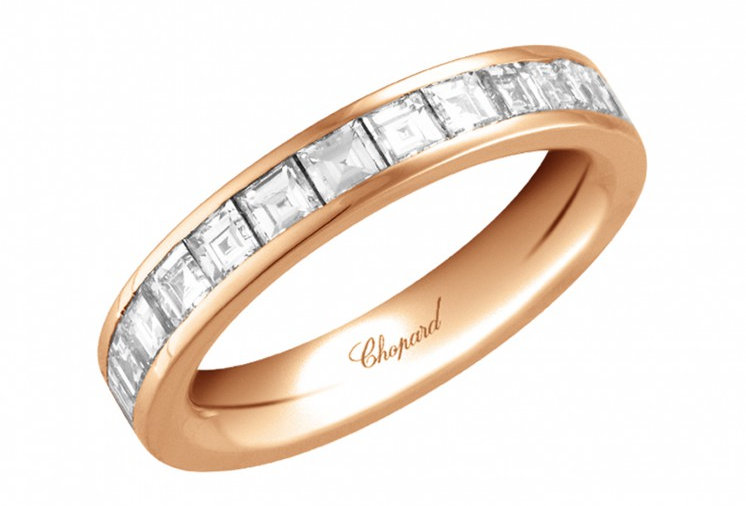 CHOPARD TIMELESS WEDDING BAND
