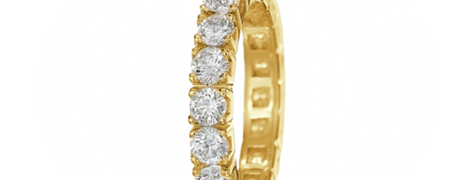 BVLGARI ETERNITY BAND