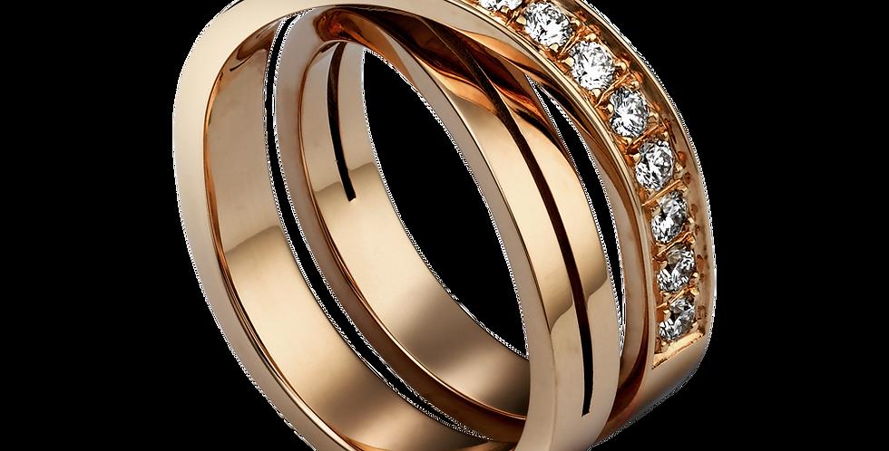 Cartier Paris Nouvelle Vague Wedding band