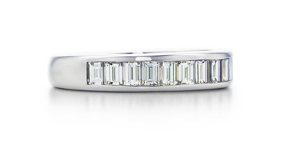 Channel-set Band Ring