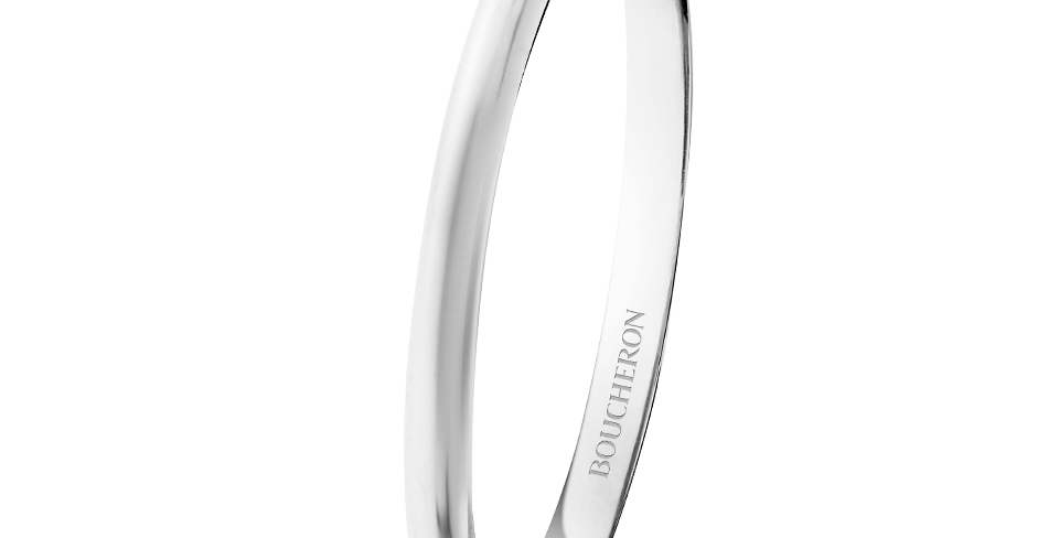 Boucheron Epure Mini Wedding Band