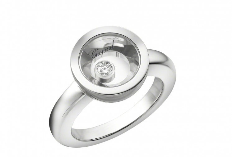 VERY CHOPARD RING
