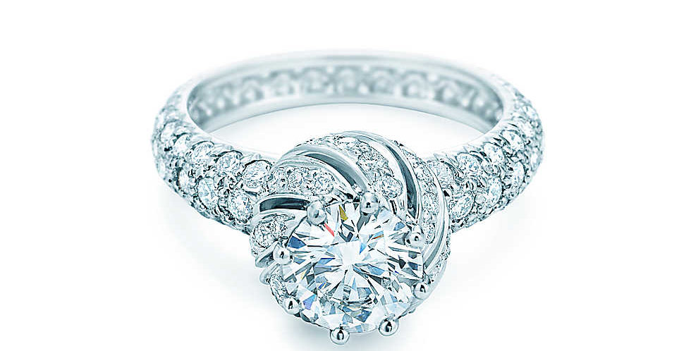TIFFANY & CO. SCHLUMBERGER® Buds Ring