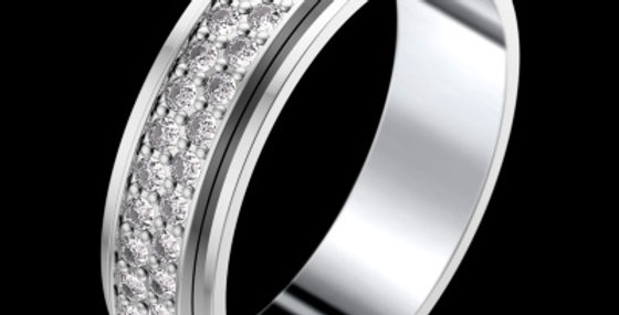 Piaget Possession Band Ring