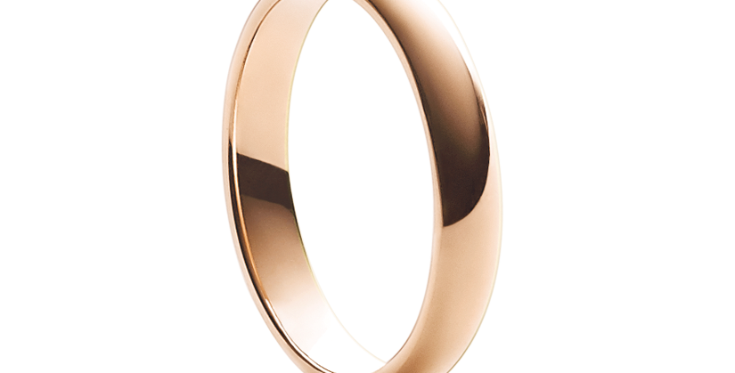 Van Cleef & Arpels Tendrement wedding band 3 mm