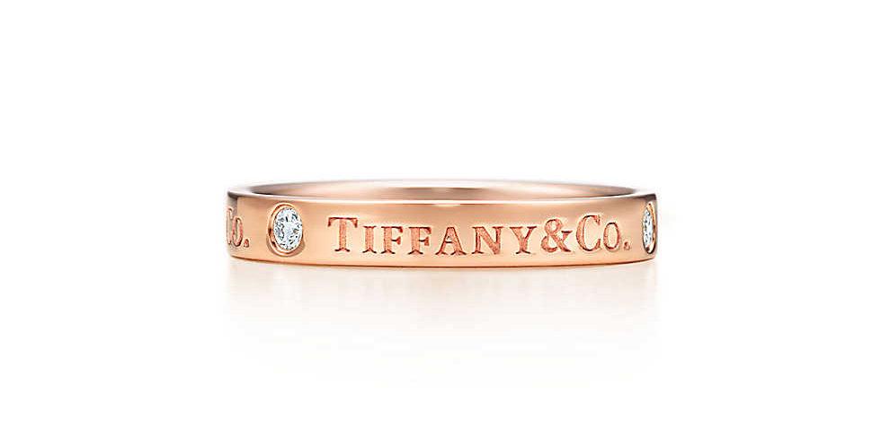 TIFFANY & CO.® Band Ring