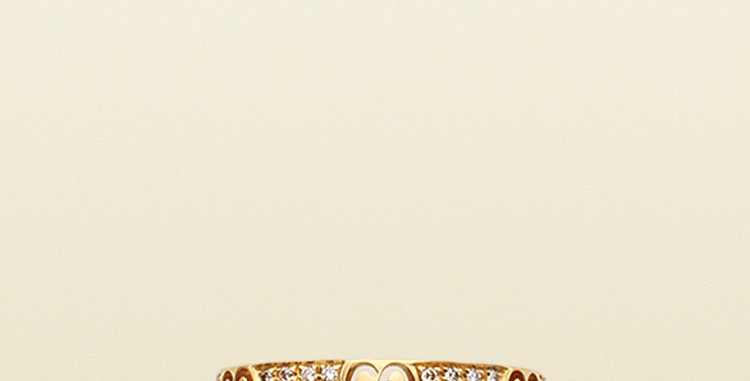 Gucci Icon Stardust thin band