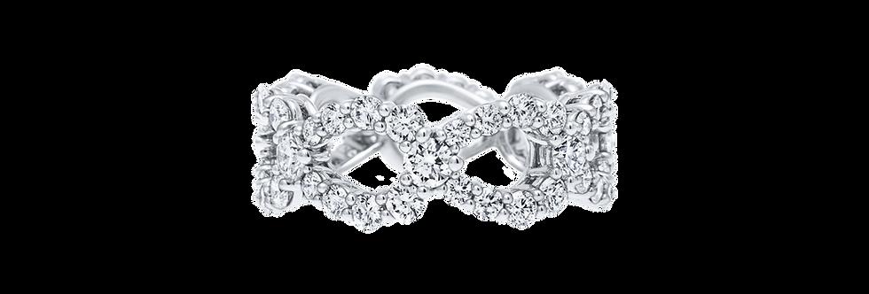 Diamond Loop by Harry Winston, Diamond Ring