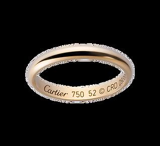 Обручальное кольцо cartier