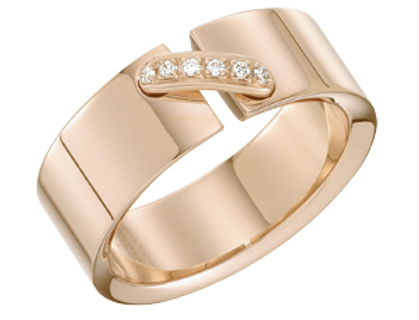 CHAUMET LIENS RING
