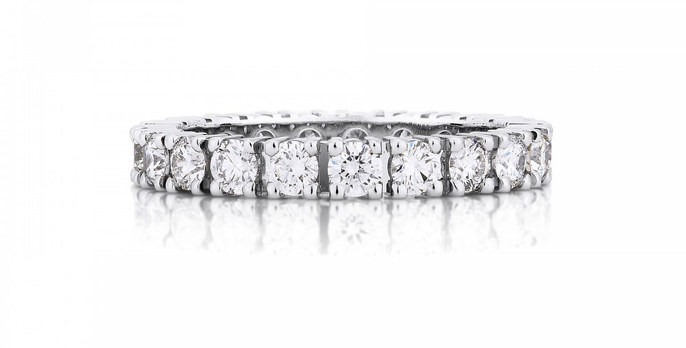 DB CLASSIC FULL ETERNITY BAND 2.5MM