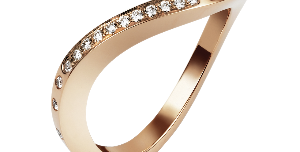 Cartier Paris Nouvelle Vague Wedding band