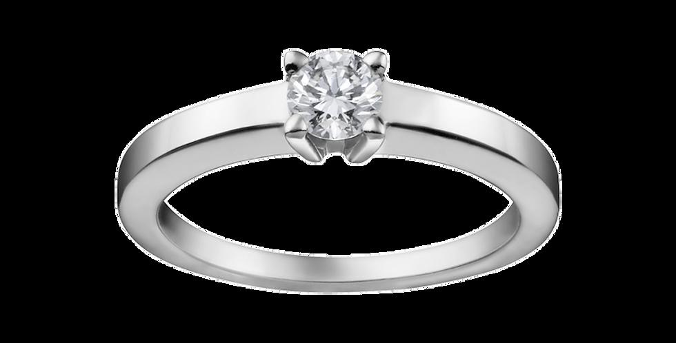 Cartier Déclaration d'Amour Engagement Ring