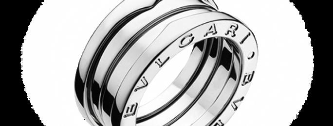 BVLGARI B.ZERO1 3-band ring
