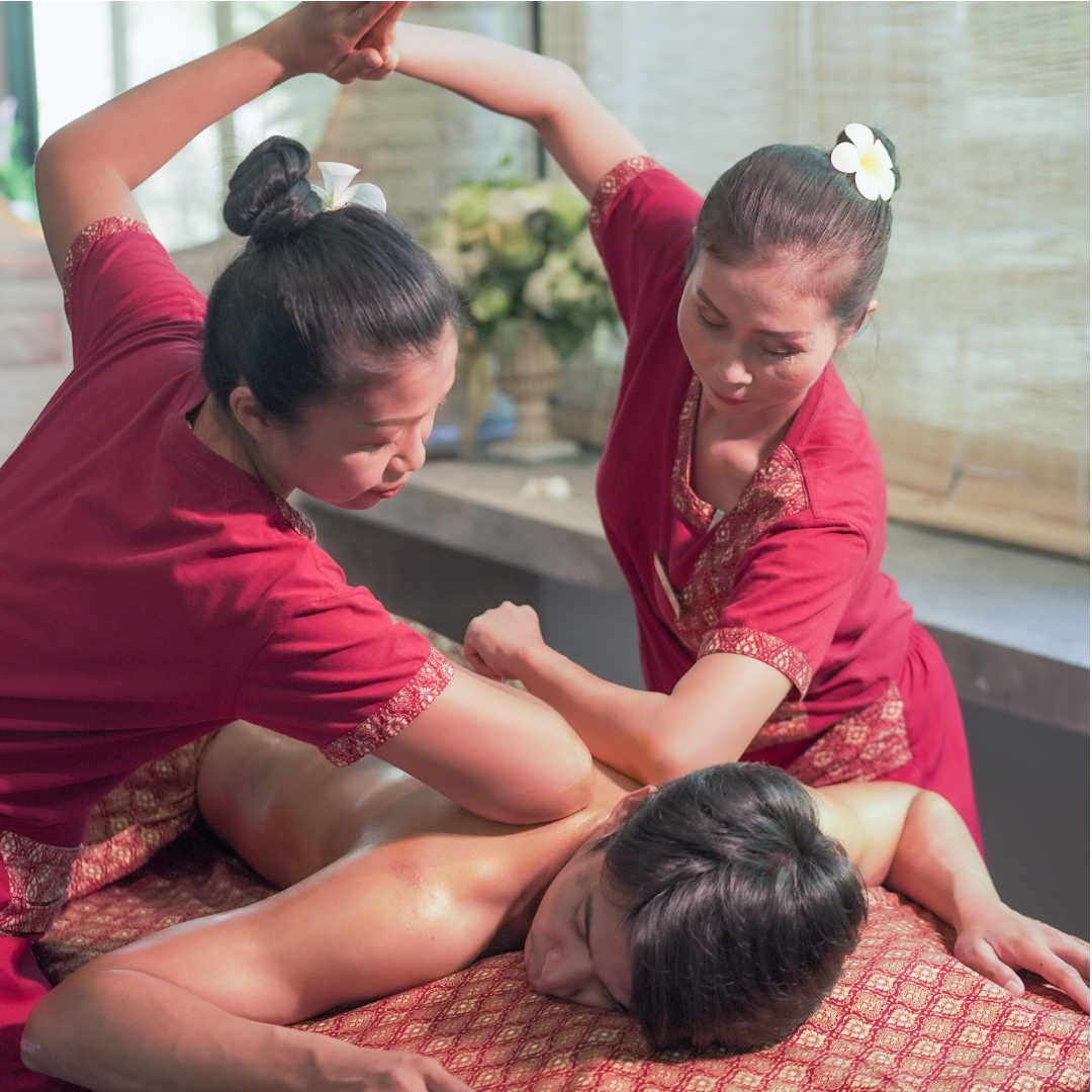King of Thai Traditional 4 hands Massage
