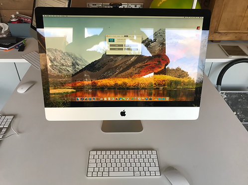 Mid 2010 SpeedThrills™ custom-upgraded Apple iMac 27in, 2.8GHz Intel Core i5