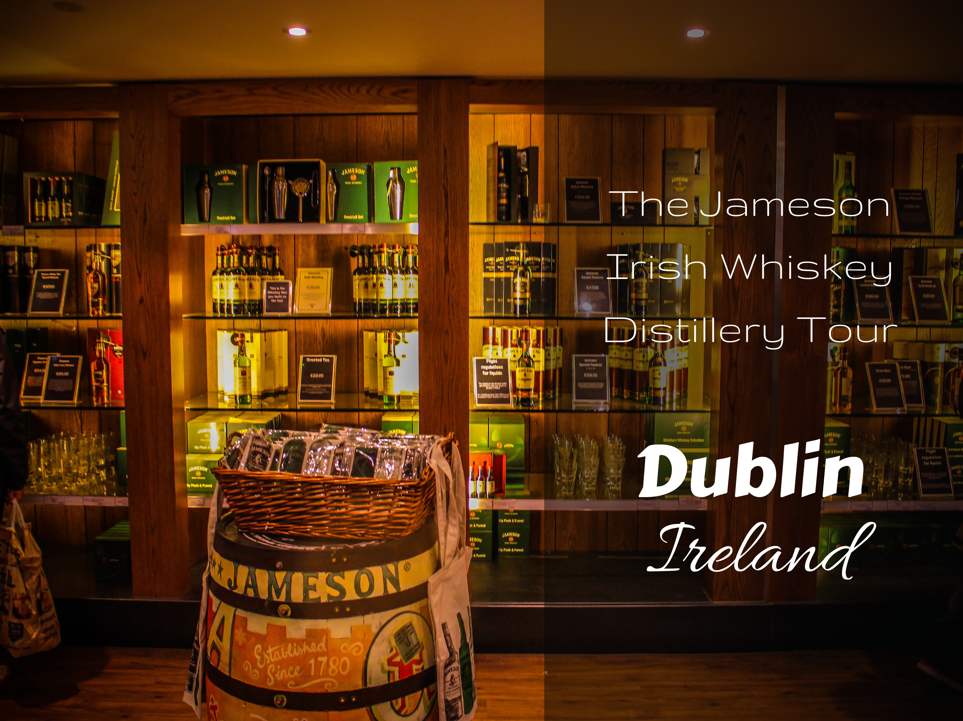 The Jameson Irish Whiskey Tour-3