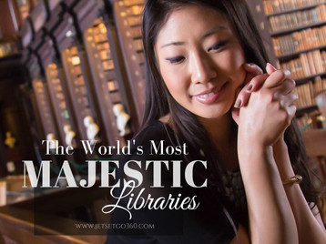 The World's Most Majestic Libraries