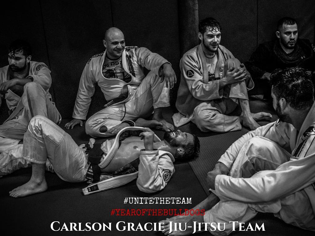 Carlson Gracie Jiu-Jitsu Team