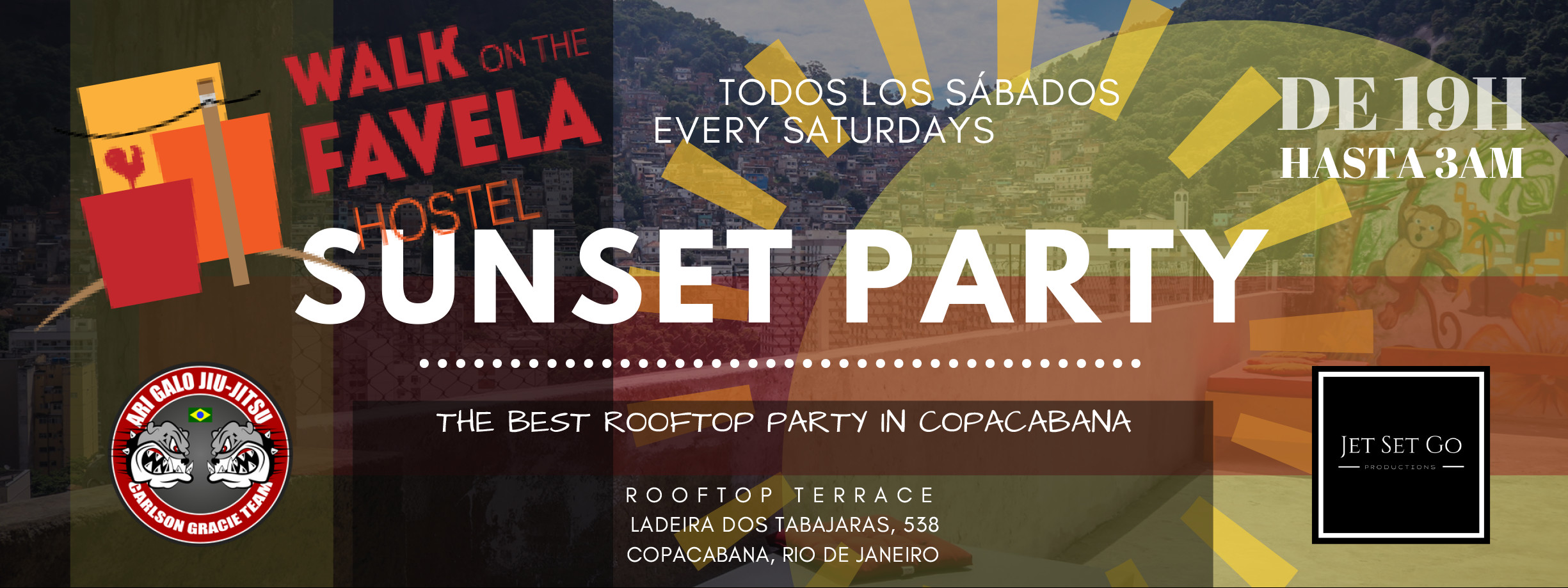Hostel-SaturdayFestas2