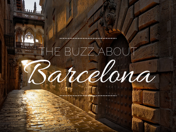 The Buzz about Barcelona