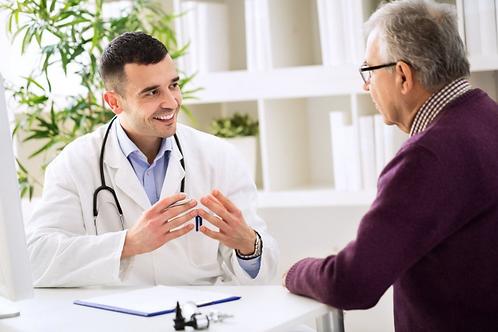 Consulta Médica - Clínico Geral