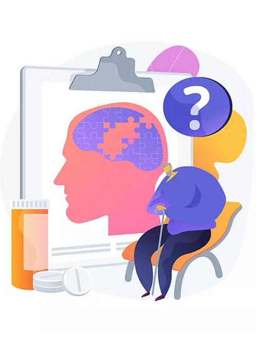 Acompanhamento - Paciente  Alzheimer