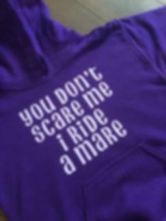 funny horse hoodie