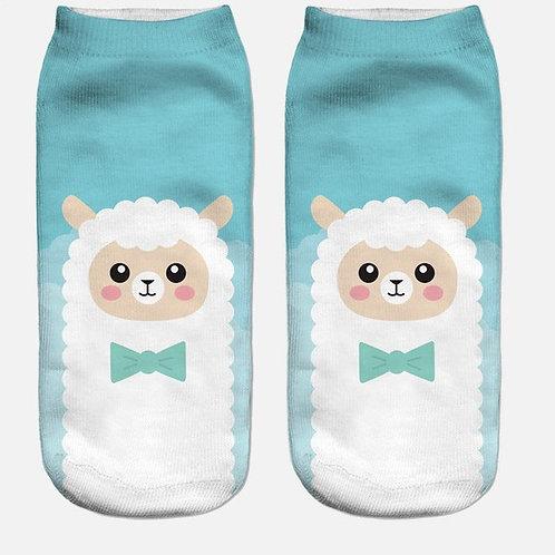 Lama Socks!