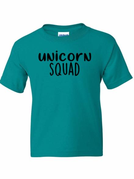 Unicorn Squad tee!