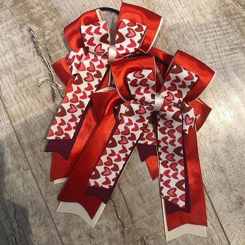 Valentine's Day bows!