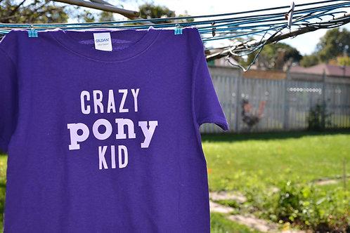 "Youth - ""Crazy pony kid"""