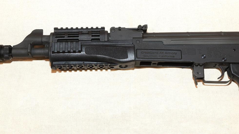The Kazz-Manian-Devil AK PISTOL (Milled receiver)