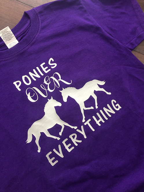 """Youth - """"Ponies over everything"""""""
