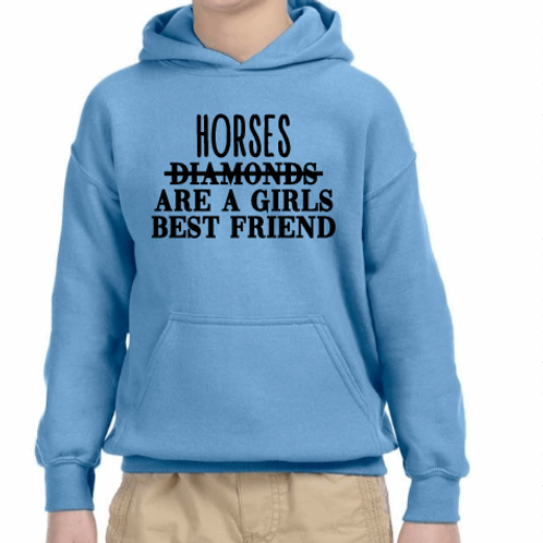 Horses are a girls best friend