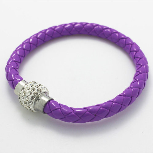 Purple bracelet!