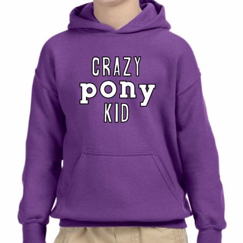 Crazy Pony Kid