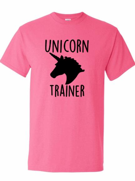 Unicorn Trainer tee!