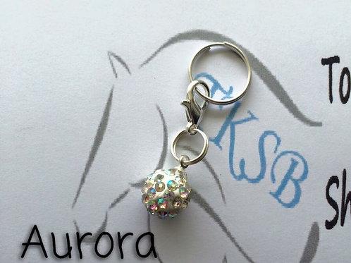 Aurora bridle charm!